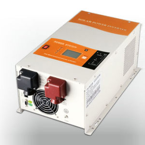 Solar Inverter Built-in MPPT Solar Charge Controller pictures & photos