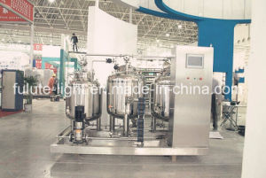 Stainless Steel CIP Acid and Alkali Cleaning Machine pictures & photos