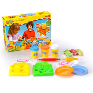 DIY Dough Toys Play Set Color Mud Toy (H9833041) pictures & photos