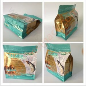 Three-Dimensional Pet Food Packaging Bag pictures & photos