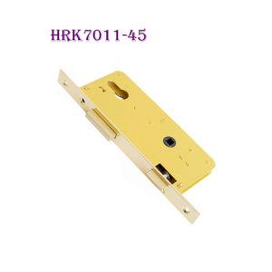 Nickel Lock Body/Stainless Steel Door Lock Body pictures & photos