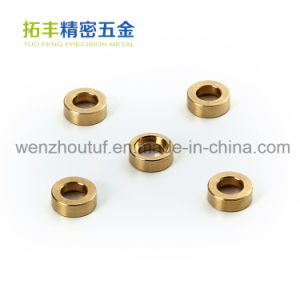 Non-Standard Precision Brass Parts Electric Motor Spare Parts pictures & photos