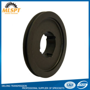 Cast Iron Belt Pulley Manufacturer pictures & photos
