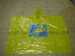 Hot Sale Disposable Raincoat for Promotion