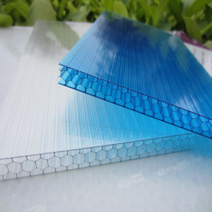 Light Weight PC Sandwich Honeycomb Panel pictures & photos