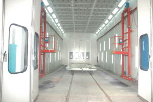 Bus Spray Booth pictures & photos
