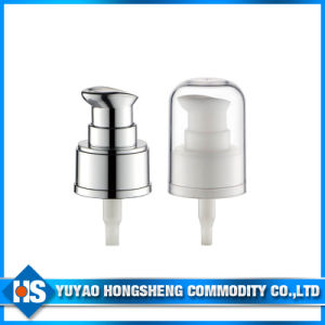 24mm Plastic Cream Pump for Cosmetic with Cap pictures & photos