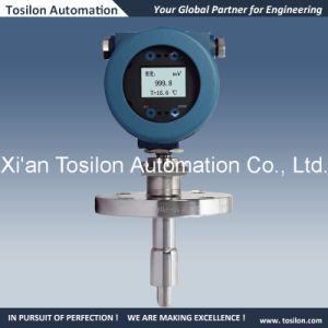 Direct Inserting Tuning Fork Density Meter for Abrasive Slurry pictures & photos