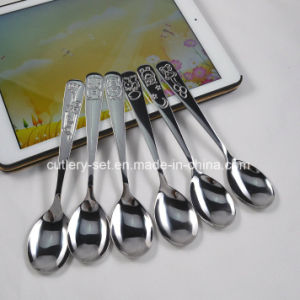 Kids Stainless Steel Flatware pictures & photos