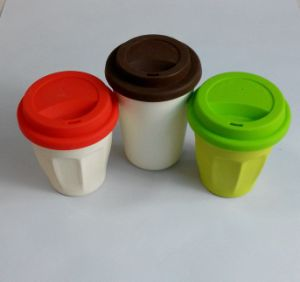 (BC-C1035) Fashionable Design Bamboo Fibre Coffee Cup pictures & photos