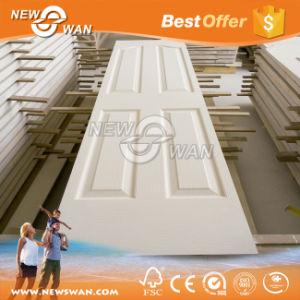 Classic HDF White Painted Door / White Primer Door / Molded Door Skin pictures & photos