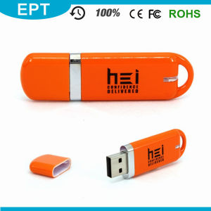 Popular Hot Sell Plastic Key Hole USB Flash Drive (ES529) pictures & photos