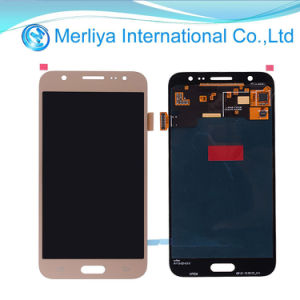 White J5 LCD Touch Screen Digitizer display for Samsung Galaxy J5 Sm-J500 Gh97-17667A pictures & photos