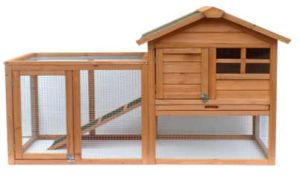Wch2020gxs Wooden Pet Poultry Cage Hutch Chicken Kennel House