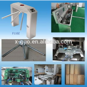 Hot Sale RFID Card Reader Tripod Turnstile for School pictures & photos