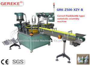 Pen Equipment - Correction Fluid (bottle type) Automatic Assembly and Filling Machinery pictures & photos