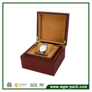 Custom Handmade Wooden Packaging Watch Box pictures & photos
