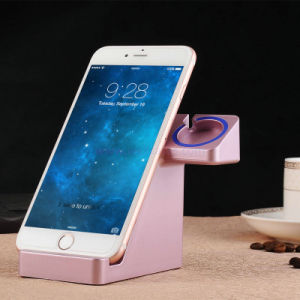 Multi-Function Phone Electric USB Power Charge Socket Outlet with Holder pictures & photos