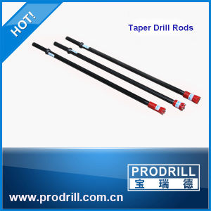 Various Degree Tapered Drill Rod with 22*108mm Size pictures & photos