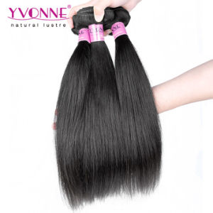 Natural Color Cambodian Remy Human Hair Weaving pictures & photos