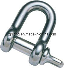 Us Type Znic Alloy Shackles pictures & photos
