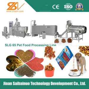 Slg Fully Automatic Healthy Nutritional Dog Food Machine/Dry Dog Line/Dog Food Extruder pictures & photos