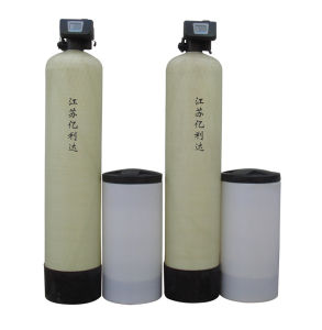 Automatic Dual-Tank Ion Exchange Resin Water Softener pictures & photos