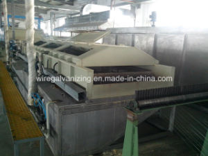 Spring Wire Oil Tempering Equipment pictures & photos