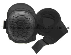 High-Strength 600d Polyester Fabric Knee Pad with Gel for Work Safety (QH3043)