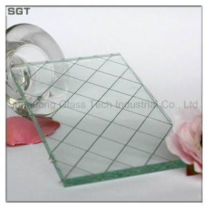 5mm, 8mm, 12mm, 19mm Tempered/Toughened Wired Figured Glass pictures & photos