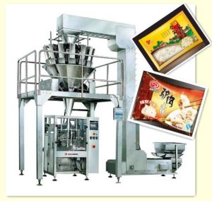 Filling Plastic Bag Packaging Machine for Powder CB-6848 pictures & photos