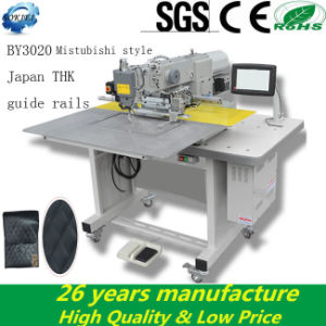 Misitubishi Juki Pattern Textile Embroidery Industrial Computerized Sewing Machine pictures & photos