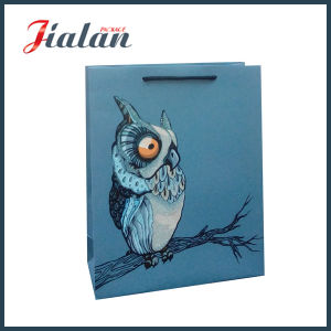 Wholesales Customize Logo Printed Cheap Paper Shopping Bag for Man pictures & photos