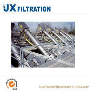 Inclined Drum Screen Filter for Water Treatment pictures & photos