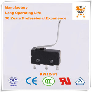 Lema Black Kw12-91 Micro Switch pictures & photos