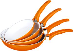 Hot Sale Cast Aluminum Frypans pictures & photos