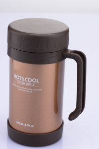 500ml China Factory Stainless Steel Coffee Mug with Handle Price pictures & photos