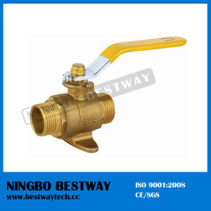 Lever Handle Brass Gas Ball Valve (BW-B132) pictures & photos