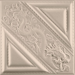 3D PU Leather Wall Panel 1062-20 for Modern Interior Decoration pictures & photos