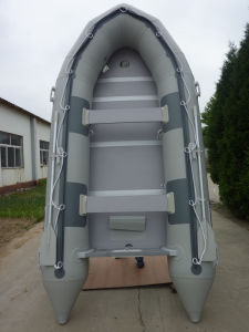 380cm Inflatable PVC Boat for Fishing pictures & photos