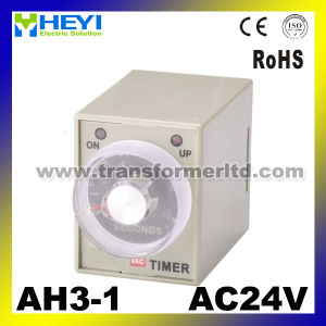 Ah3 220V Time Delay Relay 12 Volt with Different Time Rates 5A pictures & photos