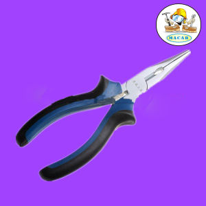 Germany Type Polishing Insulated Industry Pliers with Two Color Handle pictures & photos