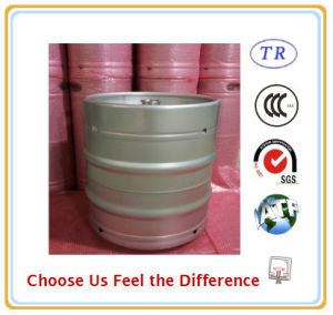 Hot Selling 50L Stainless Steel Beer Keg/Growlers pictures & photos