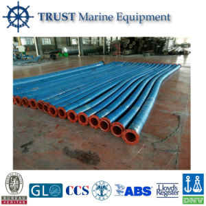 Floating HDPE Pipeline Dredging Rubber Hose Pipe for Sale pictures & photos