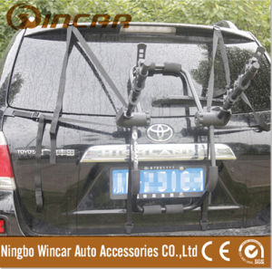 3 Bicycles Iron Bike Carrier