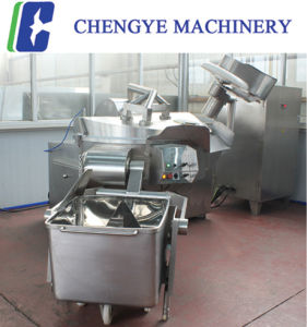 High Speed Meat Bowl Cutter/Cutting Machine with CE Certification pictures & photos
