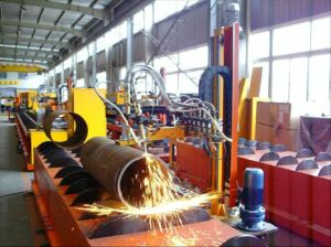 Pipe Profile Cutting pictures & photos