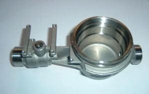 Stainless Steel Casting Parts for Water Flow Meter pictures & photos