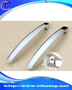 Stainless Steel Metal Cabinet Pull Handle Mph-V020 pictures & photos