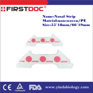 Medical Supply Snore Stopper Breath Right PE Nasal Strip (BT009) pictures & photos